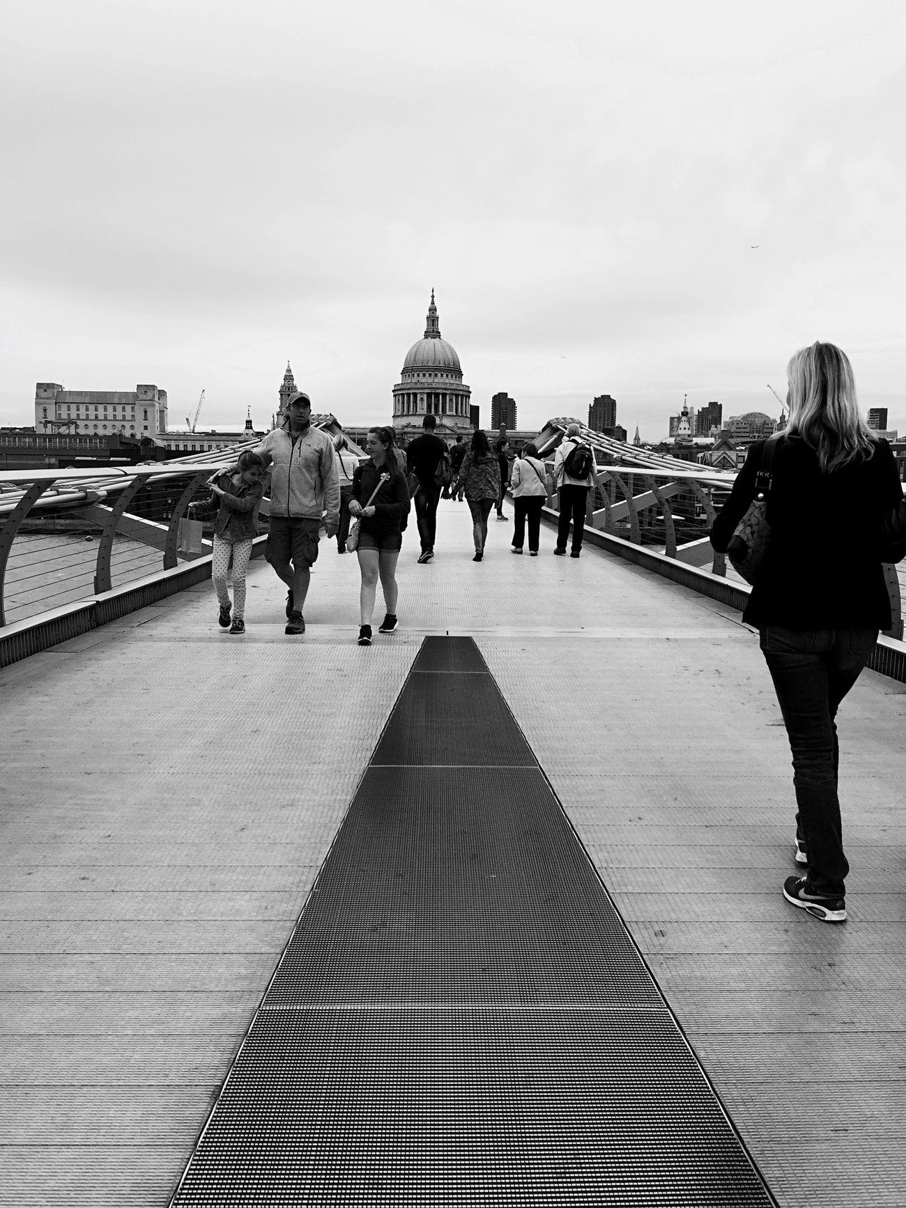 Over the bridge Shades Of Grey Architecture Urban Landscape London Calling Eye4black&white  Monochrome B&w Street Photography London Lifestyle