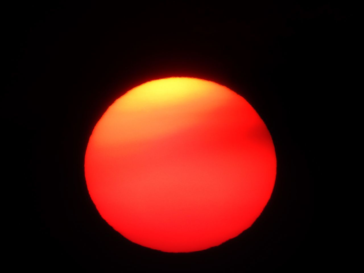 Circle Sun Red No People Beauty In Nature Scenics Nature Astronomy Outdoors Moon Illuminated Space Sky Close-up Black Background