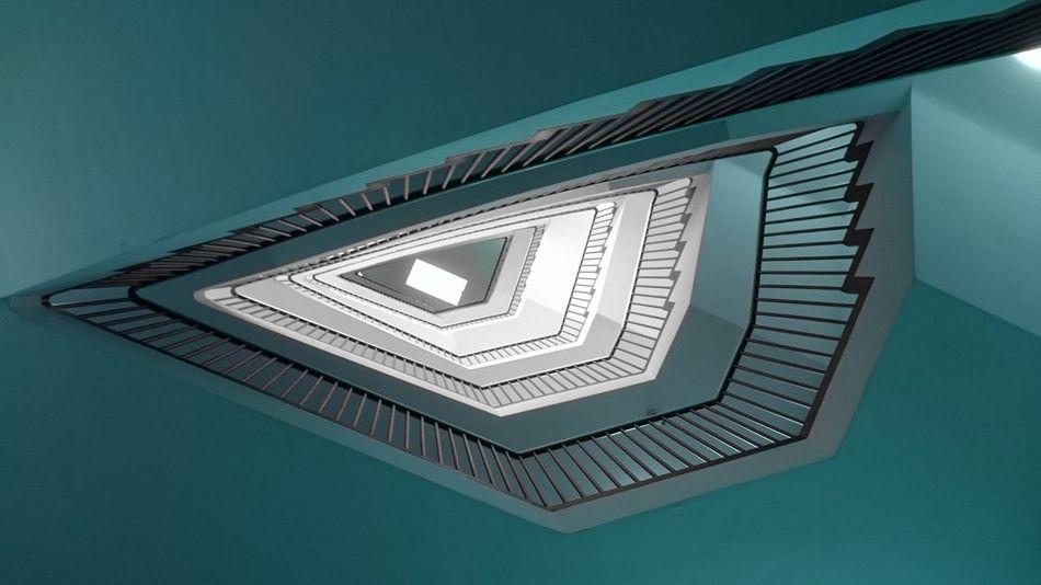 👀. Structures Lines Lookup Design Minimalism Minimal Art Architecturelovers Symmetry Lookingup Architecture Staircase Vertigo Staircase