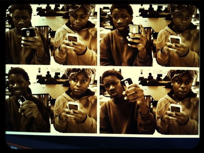 Me And Tre On The Slip Cam