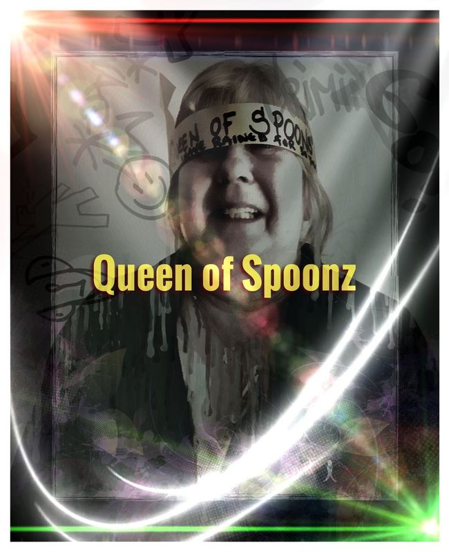 I Love My Mum LMAO The Queen Of Spoonz Www.d4rkvision.com My Muse To Ruse The Inner Fool Inside Me !! Best Banter