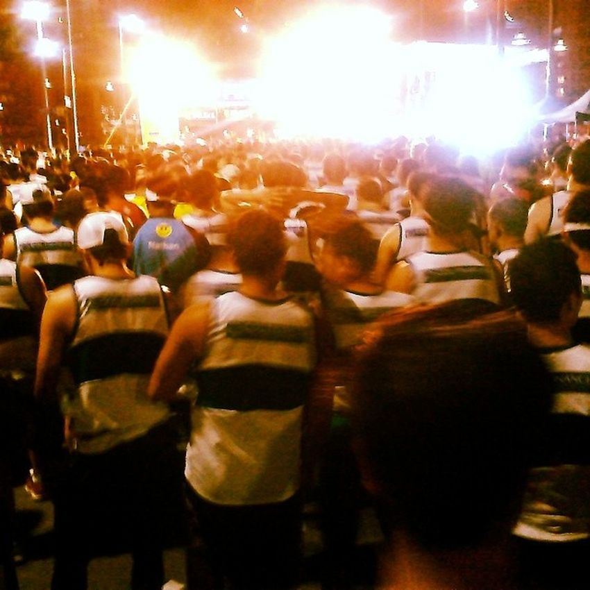Running with sore legs. 21k Colfinancial Takboph Pinoyfitness