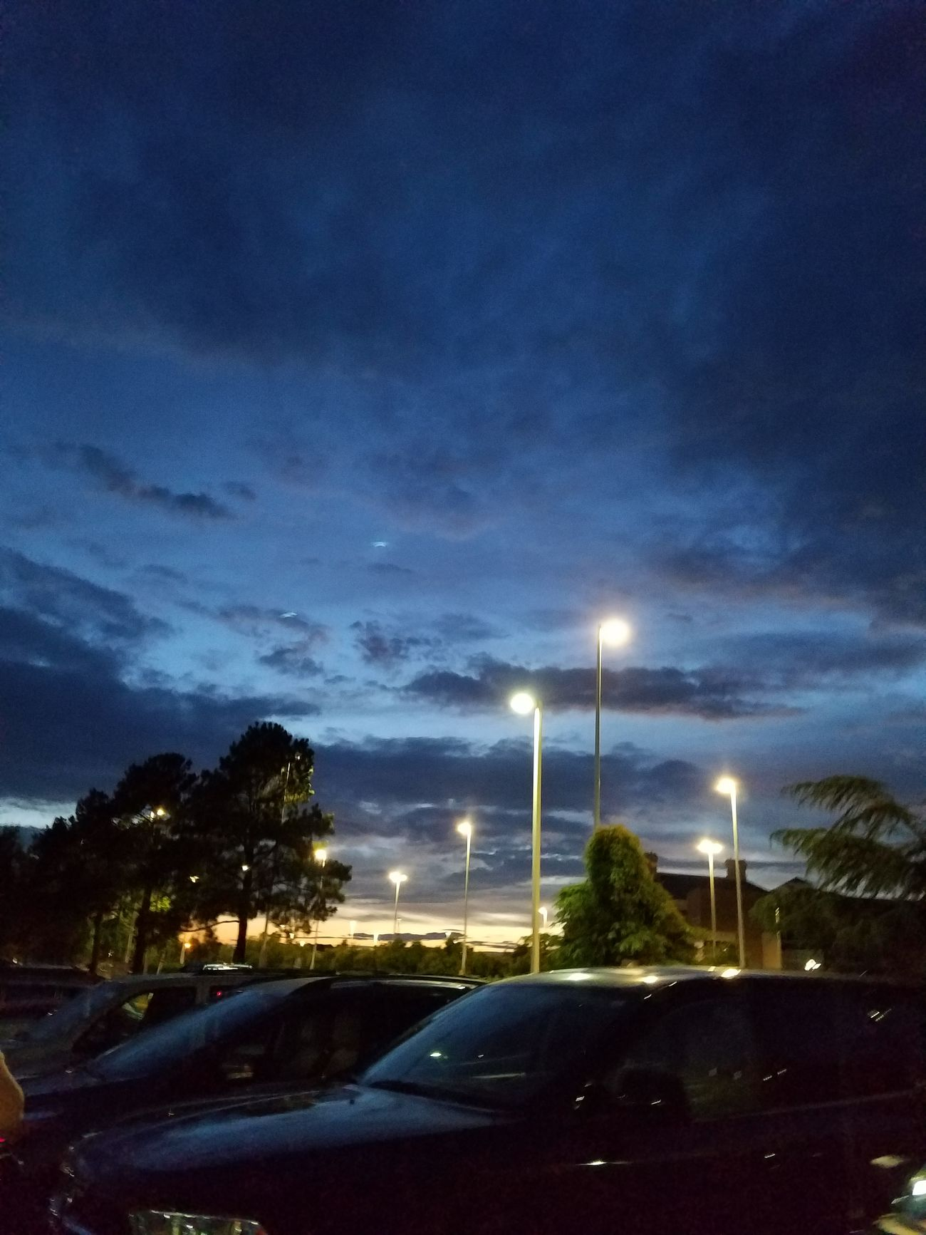 Night Skies Ujustgotkaied Night Cityscape Lights Sky Evening