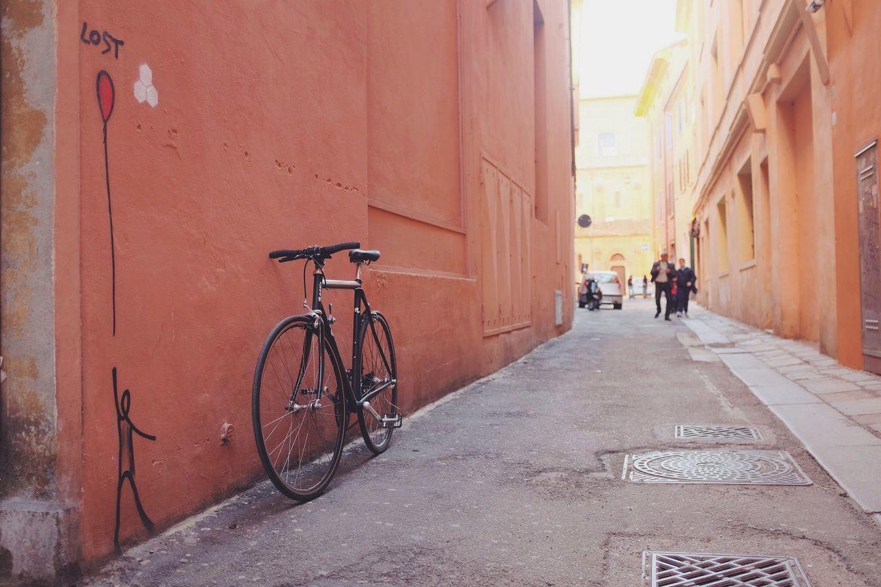 Beautiful stock photos of bologna, , Bicycle, Bologna, Building Exterior