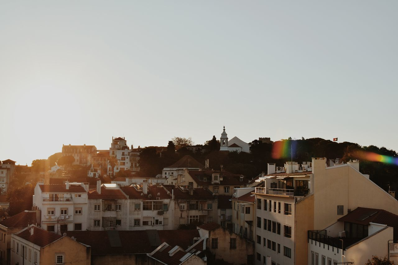 City Sky Cityscape Building Exterior No People Travel Destinations Outdoors Lisbon Lisboa Lisboa Portugal Lisboalovers Lisboaamor Lisbon, Portugal NIKON D5300 Nikon Architecture Cultures Sunset Lensflare