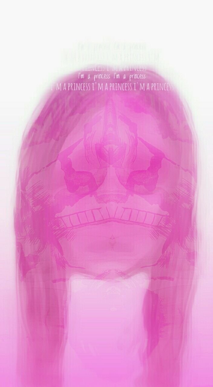 pink color, human body part, human face, purple, adult, close-up, people, white background, one person, only men, day