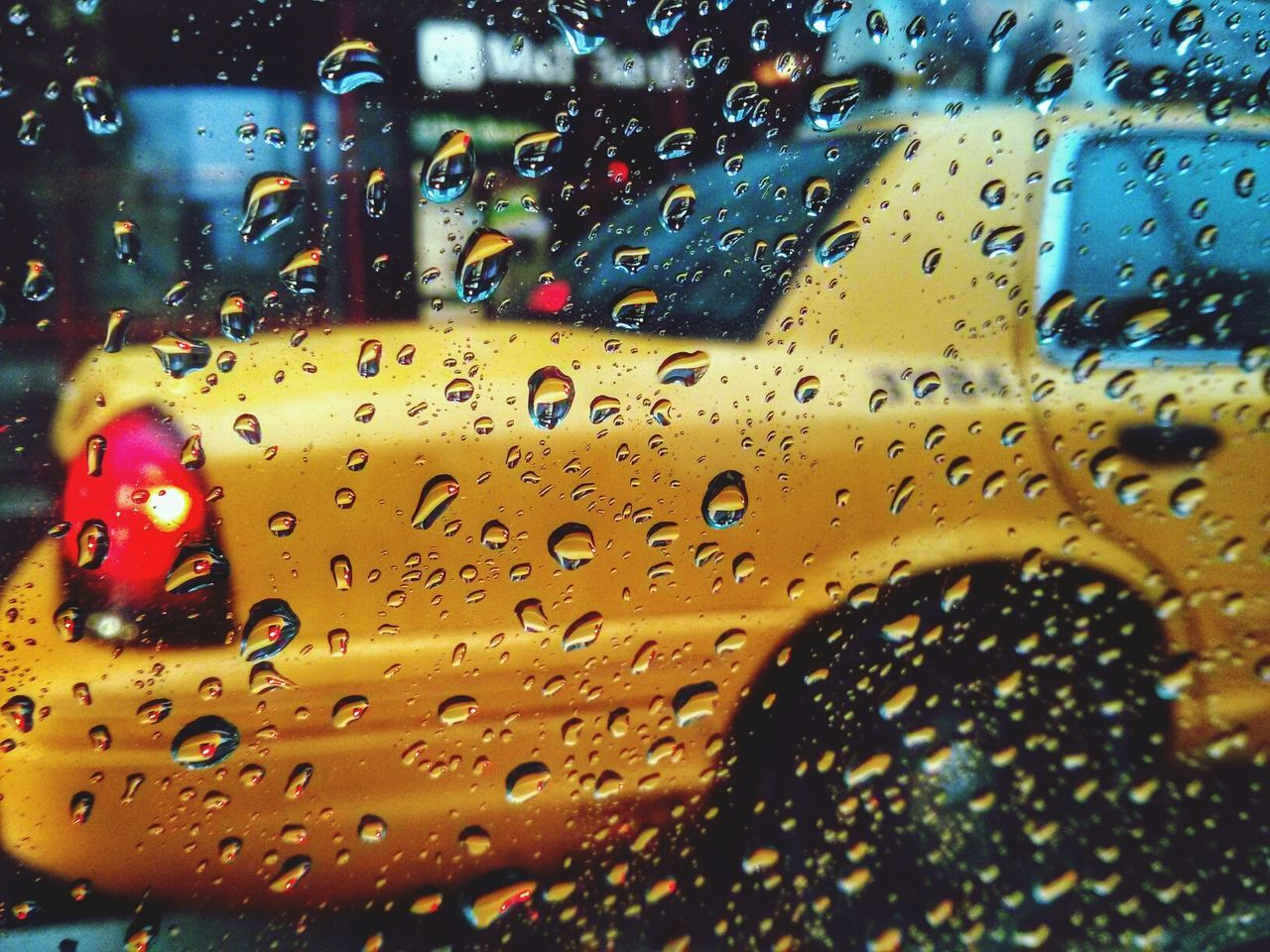 Take me to New York, darling. EyeEm Best Shots EyeEm Gallery Multiple Layers Rainy Days The Best Of New York Portrait Of America