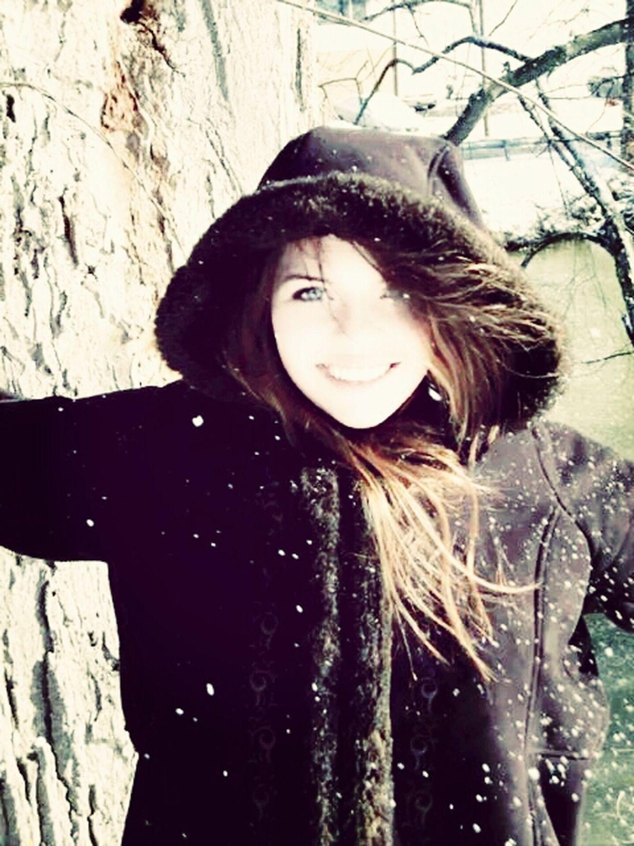 Snow!!! Snow ❄ First Snow ♥