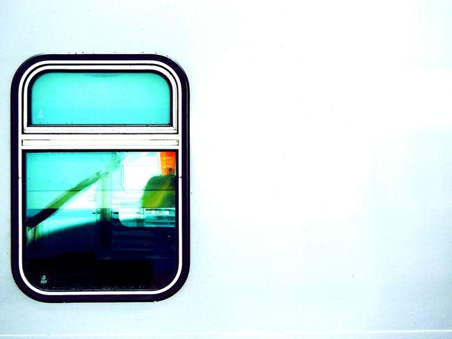 Russia Adler The 00 Mission Wagon  Train Railwaystation Window Rzd