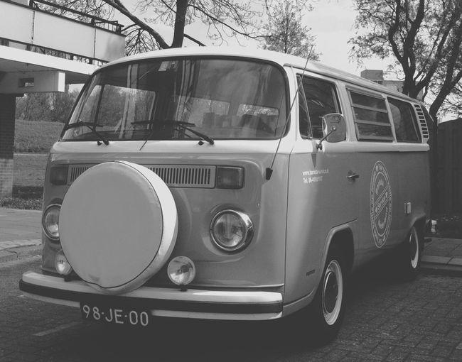Vintage Cars Oldtimer Volkswagen Steph Filter B/w