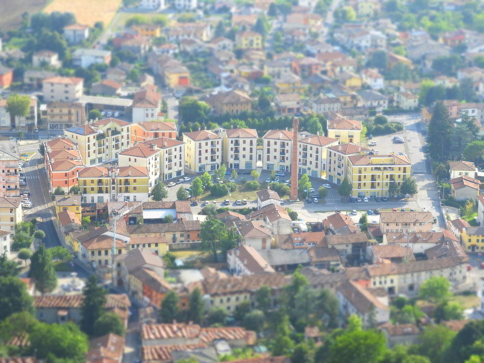 Architecture Building Exterior Built Structure City Cityscape Crowded Day High Angle View History Outdoors Residential  Residential District Tilt-shift Town Travel Destinations Tree