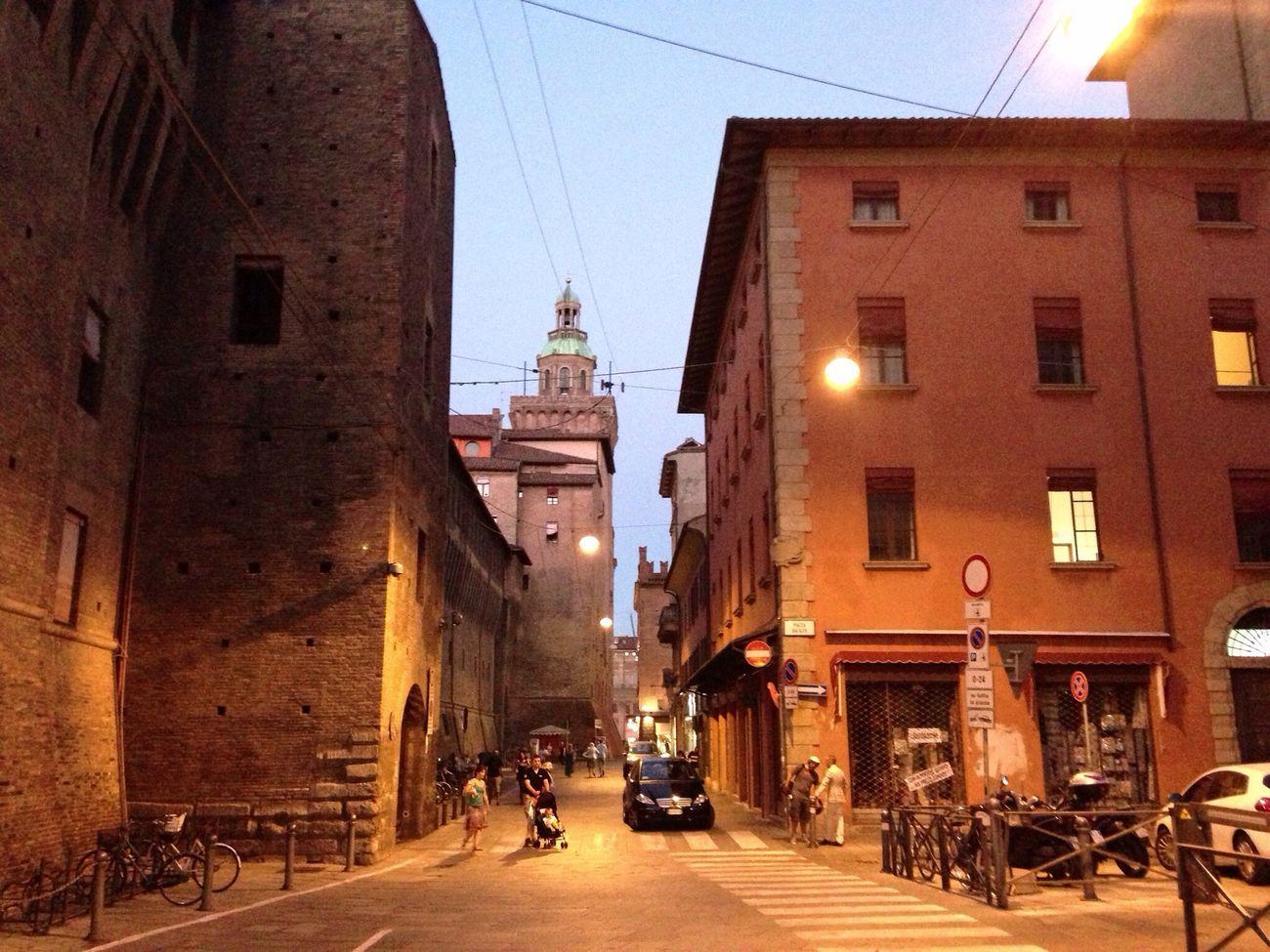 Bologna Streetphotography Walking Around City