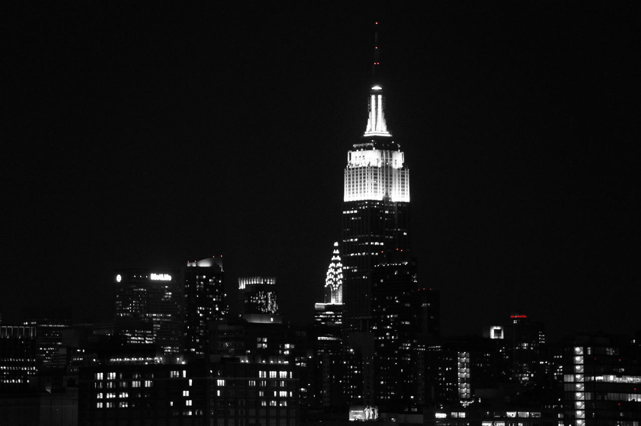 Hoboken New York Parks Black&white&color