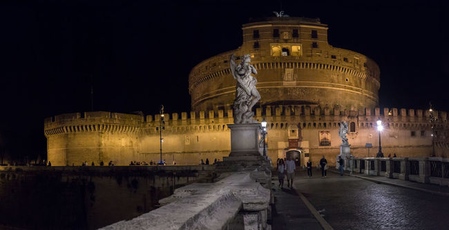 Castel St. Angelo. Handheld high ISO on canon 5d mark iv. Great camera - great site Angel Canon Canon 5d Mark Iv Castel St. Angelo Eye4enchanting Eye4photography  EyeEm Best Shots Handheld Historic History Night Night Photography Nightphotography Path Rome Rome Italy Romestreets Statue Tourism Tourist Vatican