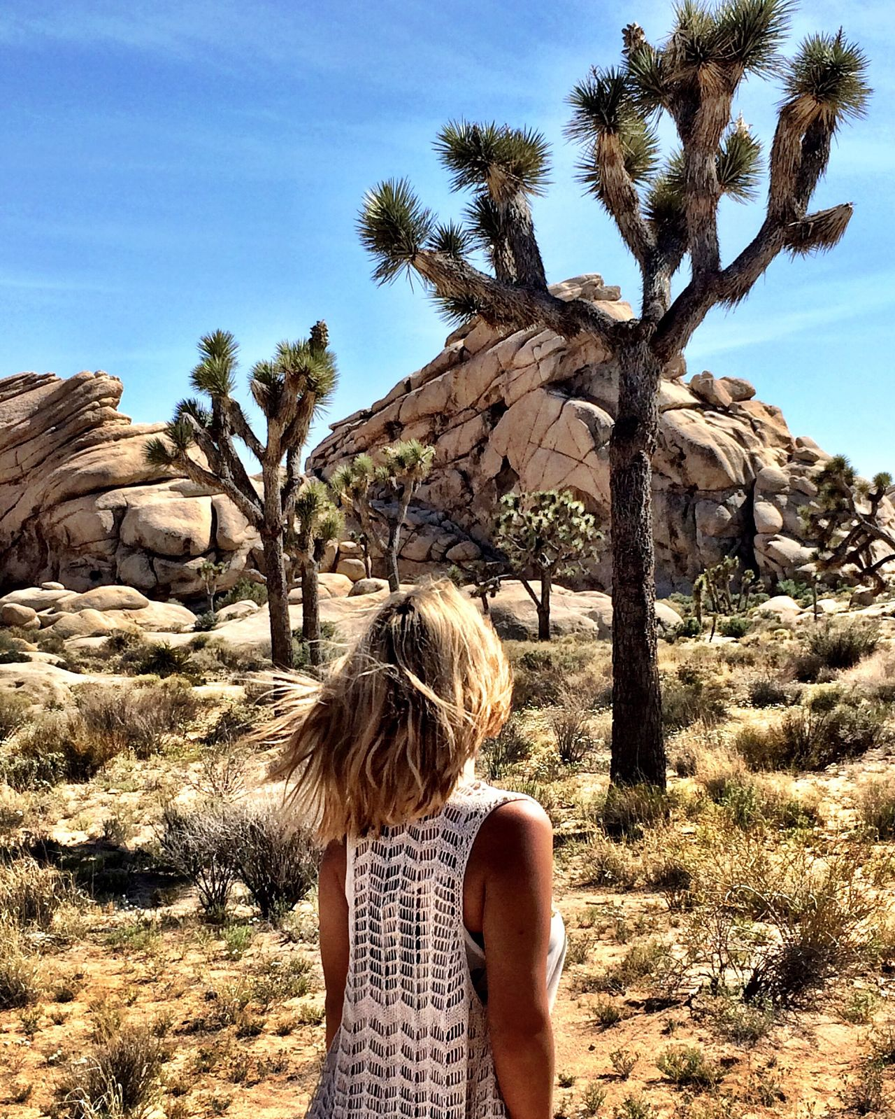 Beautiful stock photos of walk, 25-29 Years, Arid Climate, Beauty In Nature, Blond Hair