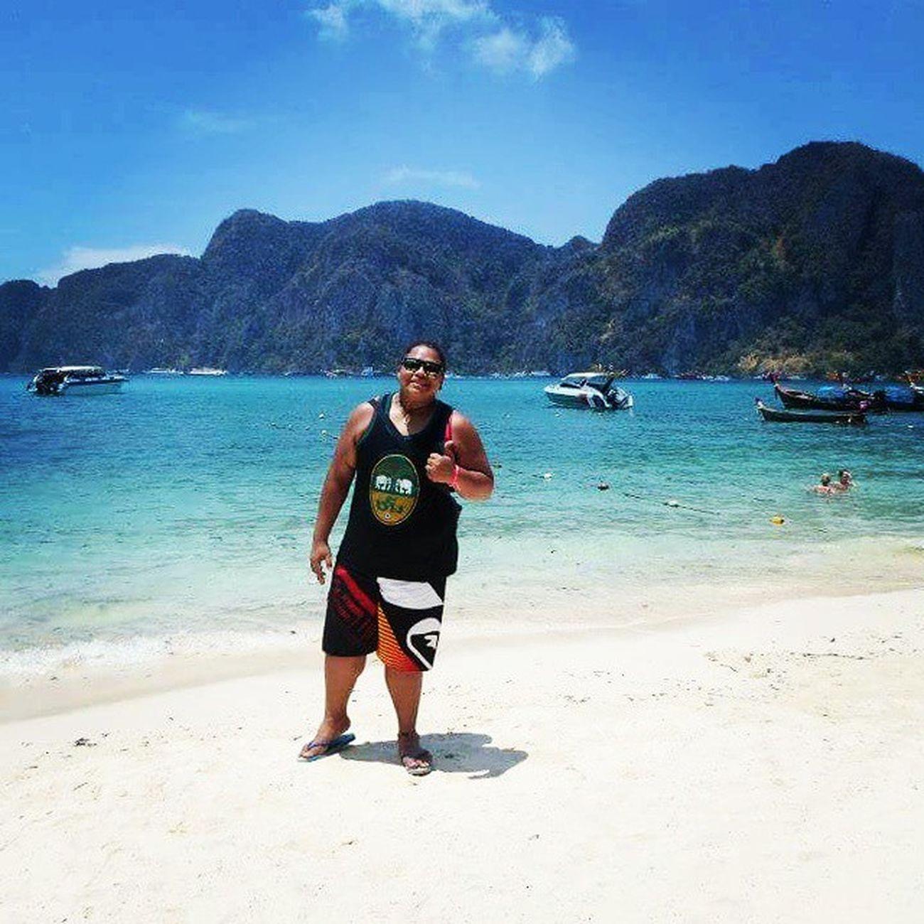 I wana go here again...... Phuket Imabeachperson Pisces