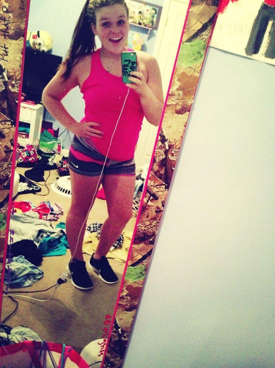 Summer Workout!
