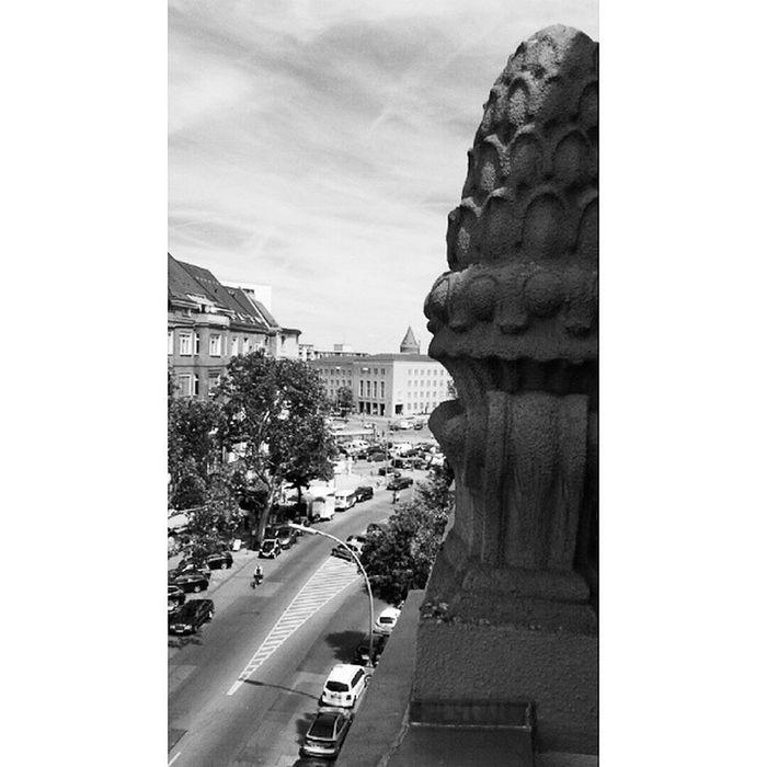 Platz Der Luftbrücke Manfred Von Richthofen Wasserturm Kreuzberg