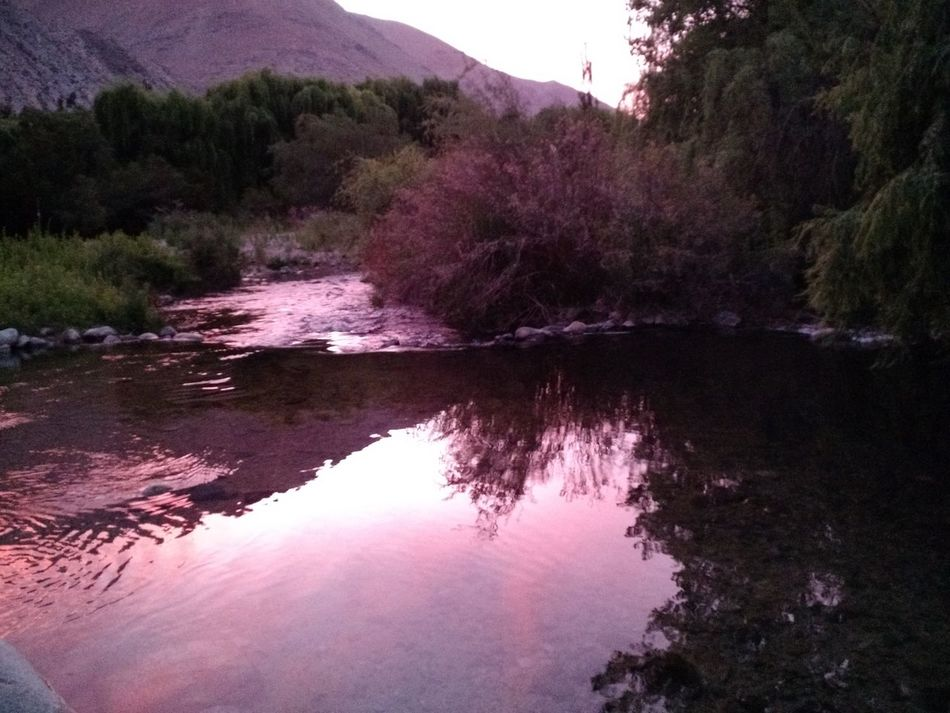 Sin Filtros Desert Valle Del Elqui Rio Magico
