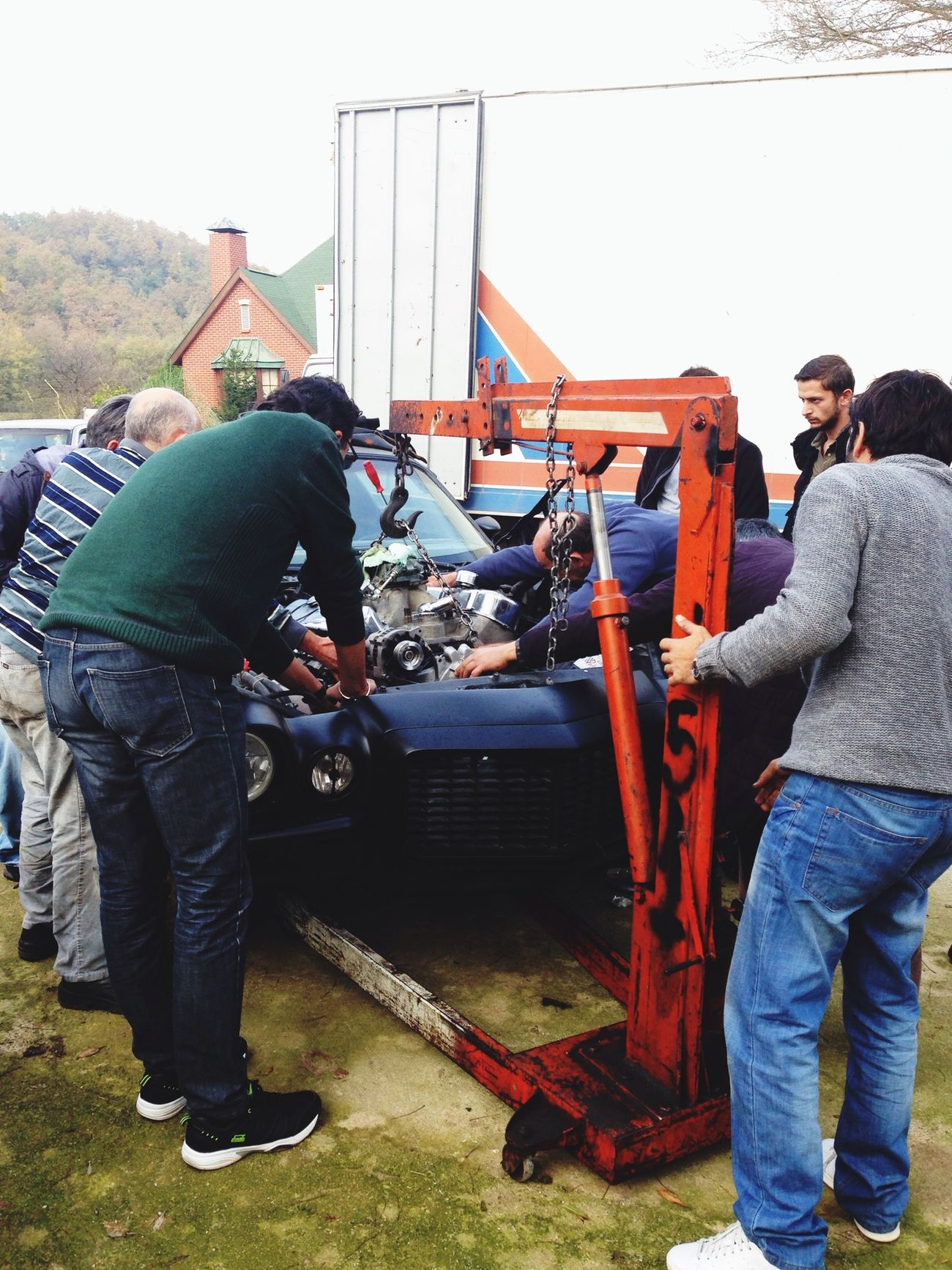 Camaro Ss 8400cc 767hp camoş motoru atıldı üstüne geliyoruz bekleyin ?