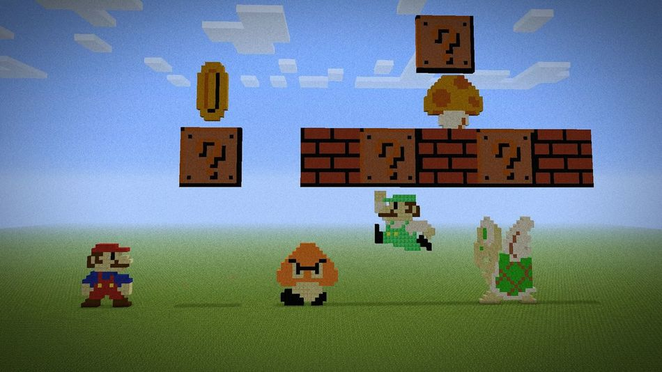 Super Mario Bros. Mario Bros First Eyeem Photo