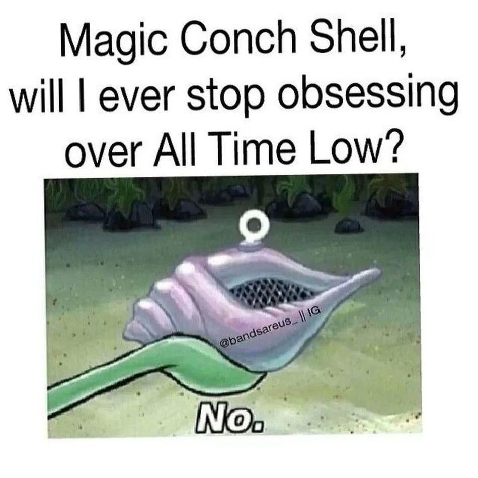 Conchshell Spongebob ATL Alltimelow