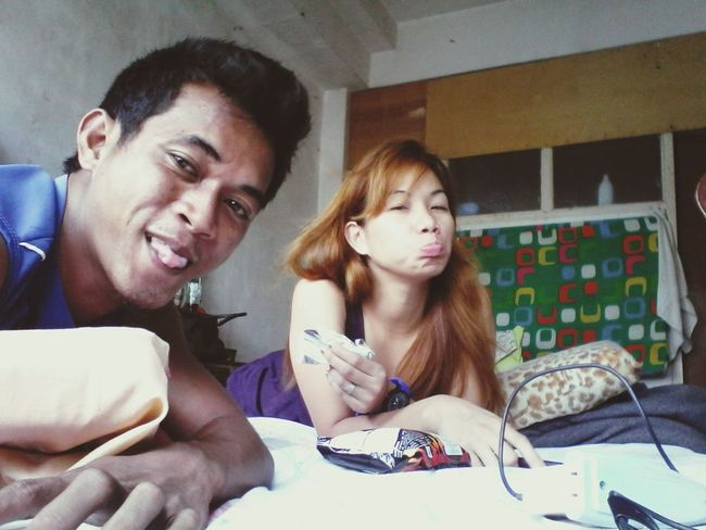 Hanging Out with my BestFriend. Tacloban  Zamora Bisko