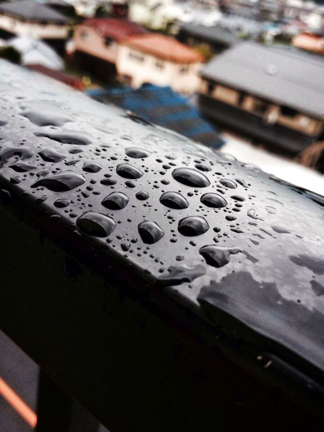 13th floor . Grey Cloudy Raindrops Rainy Days Rain Tears Raindropshot Eyeem Philippines