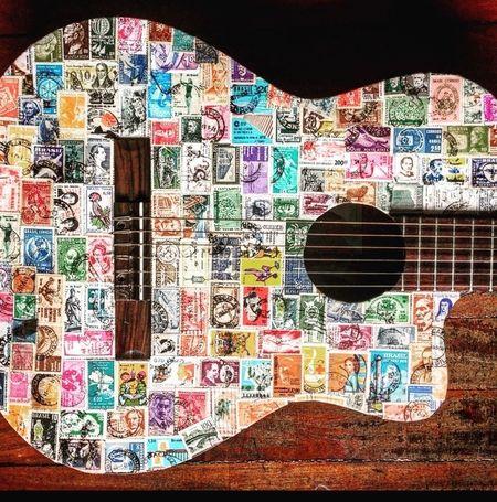 Art with Stamps Artwithstamps Folkestalagemblack Autoral Inspirationandmusic NewphaseMusic First Eyeem Photo Minimalist Groove