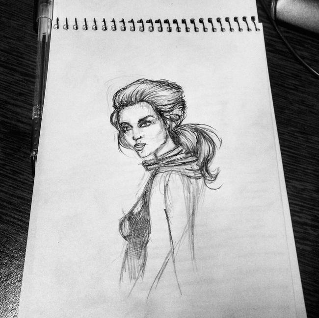 Sketch Drawing Pencil Quicksketch Fashionillustration Fashion