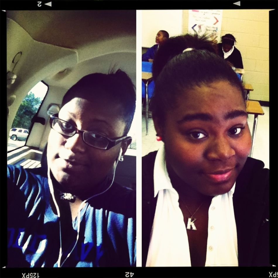 Me N My Twin!/cuzin