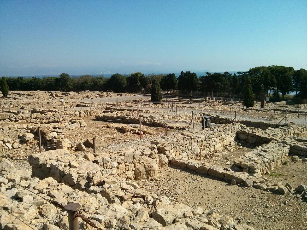 En tierra de griegos