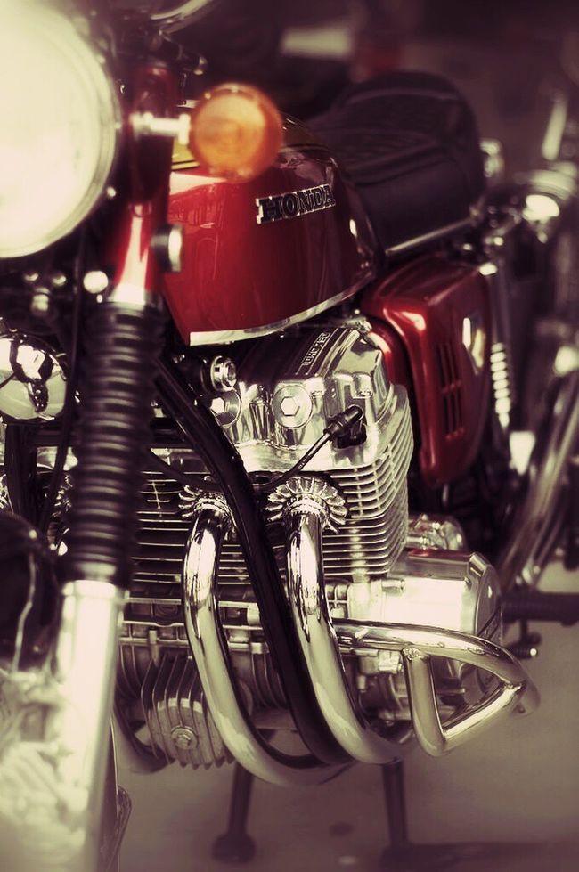 Motorcycles Japan Ricoh GXR Carl Zeiss Planar50/1.4 Honda HONDA CB750