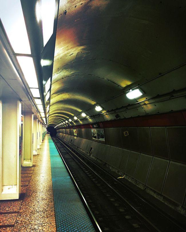 Illinois Subway Station Taking Photos Chicago Illinois Urban Lifestyle Chicago ♥ ShotoniPhone6s Urbanphotography Myslivtsevshot USA City Life Chicago Downtown Chicago Atmospheric Mood Passion Photographer Photography