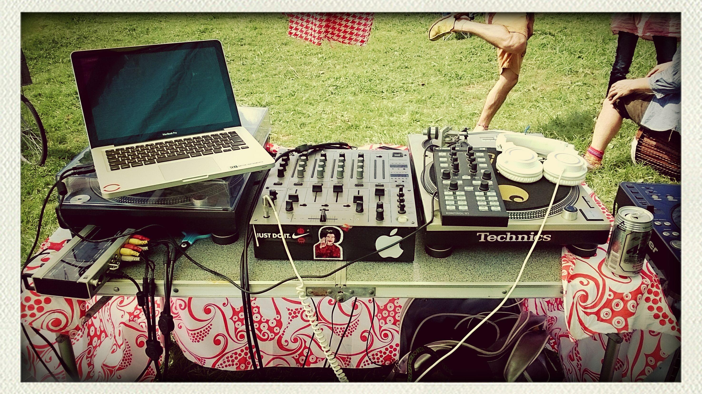 BBQ sound party