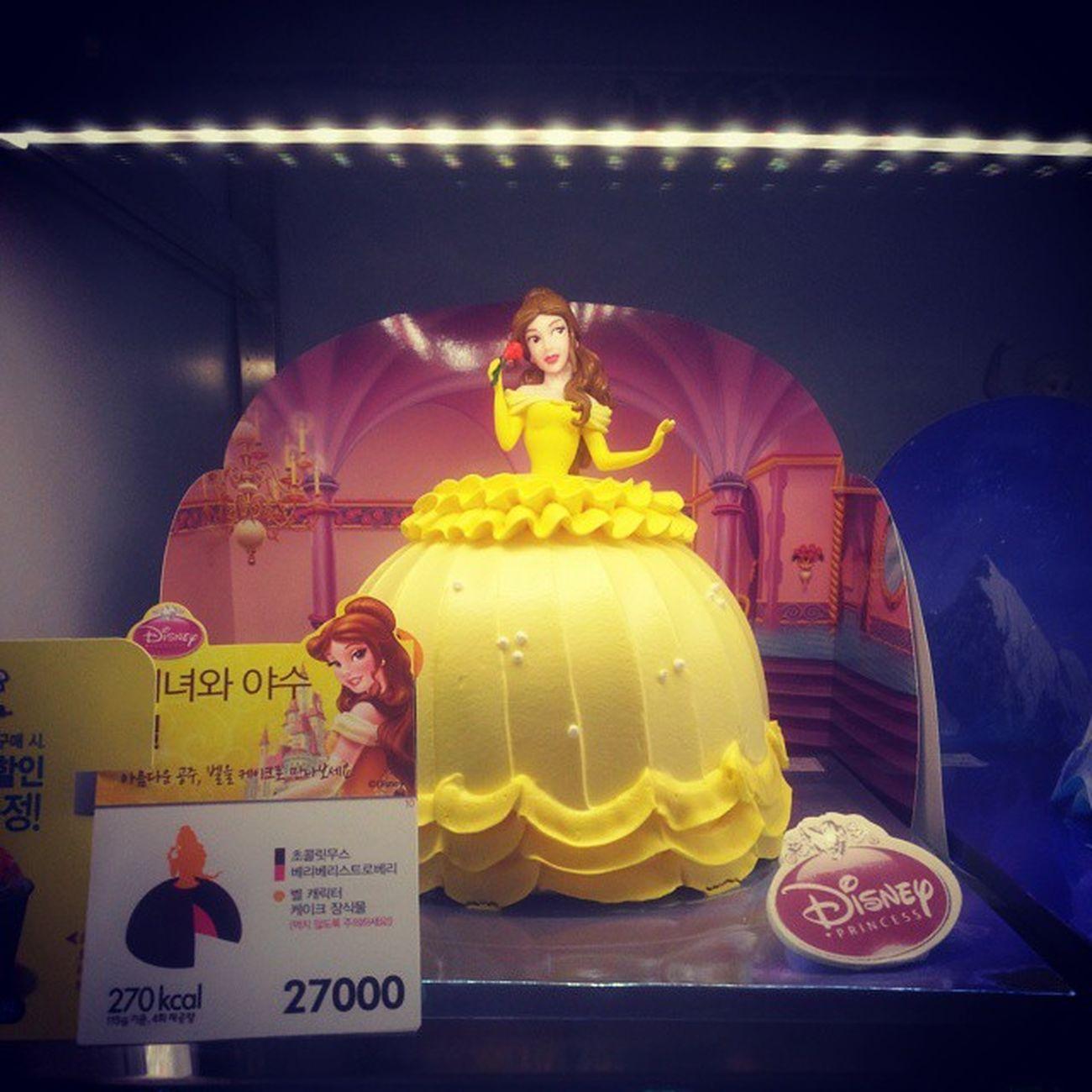미녀와야수 디즈니 베스킨라빈스31 아이스크림