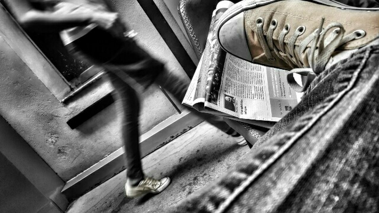 Perfect Match Capture The Moment Allstars AllStarshoes Mypointofview Reading The News