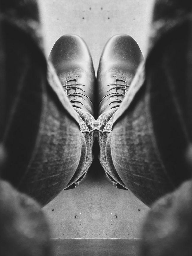 Playing with my cellphone camera Selective Focus Surface Level EyeEm Best Shots Fashion Ootd Casual Clothing Jeans Outdoors Dirtyshoes Shoes Of The Day Blackandwhite Black And White Noir Bw Lifestyles Enjoyment EyeEm Best Shots - Black + White Monochrome Photography