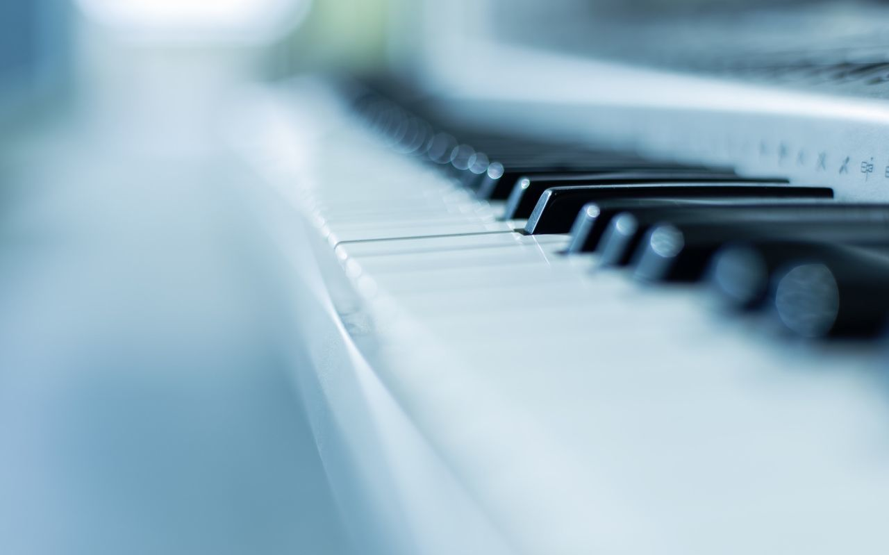 Beautiful stock photos of piano, Arts Culture And Entertainment, Close-Up, Day, Keyboard Instrument