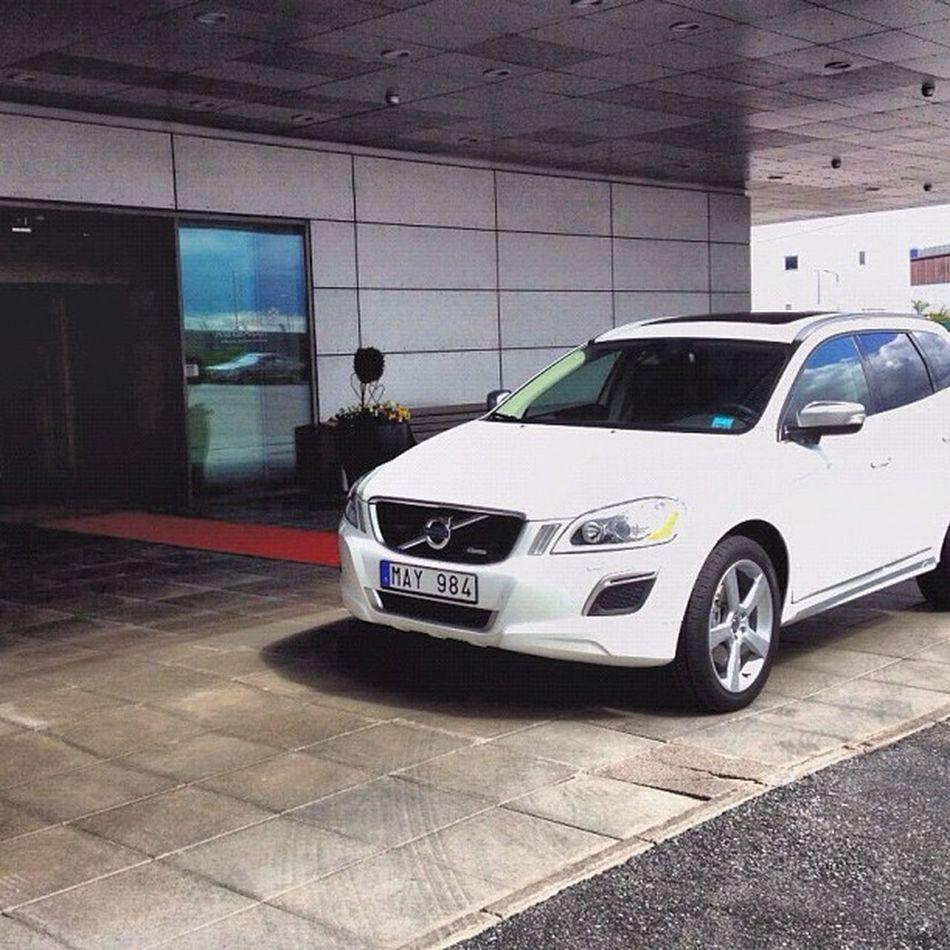 SOK100 år Volvo Official Car