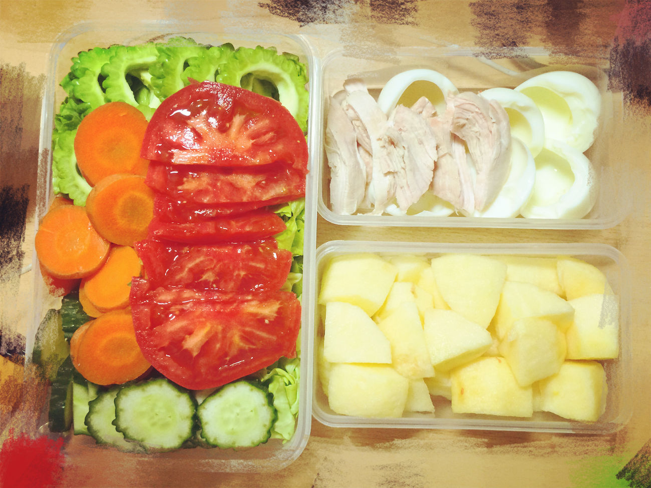 lunch 아침 Enjoying Life Hello World 健康食物
