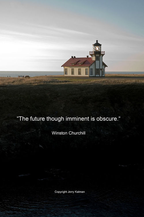 My annual #WinstonChurchill #quote on #NewYear'sEve and #PointCabrilloLighthouse near #Mendocino. Wishing all a better 2017 than 2016. If this #quotograph resonates with you feel free to #repost for others to enjoy. California Coast Light Mendocino Coast Botanical Gardens New Year's Eve Point Cabrillo Point Cabrillo Light Quotographf Winston Churchill