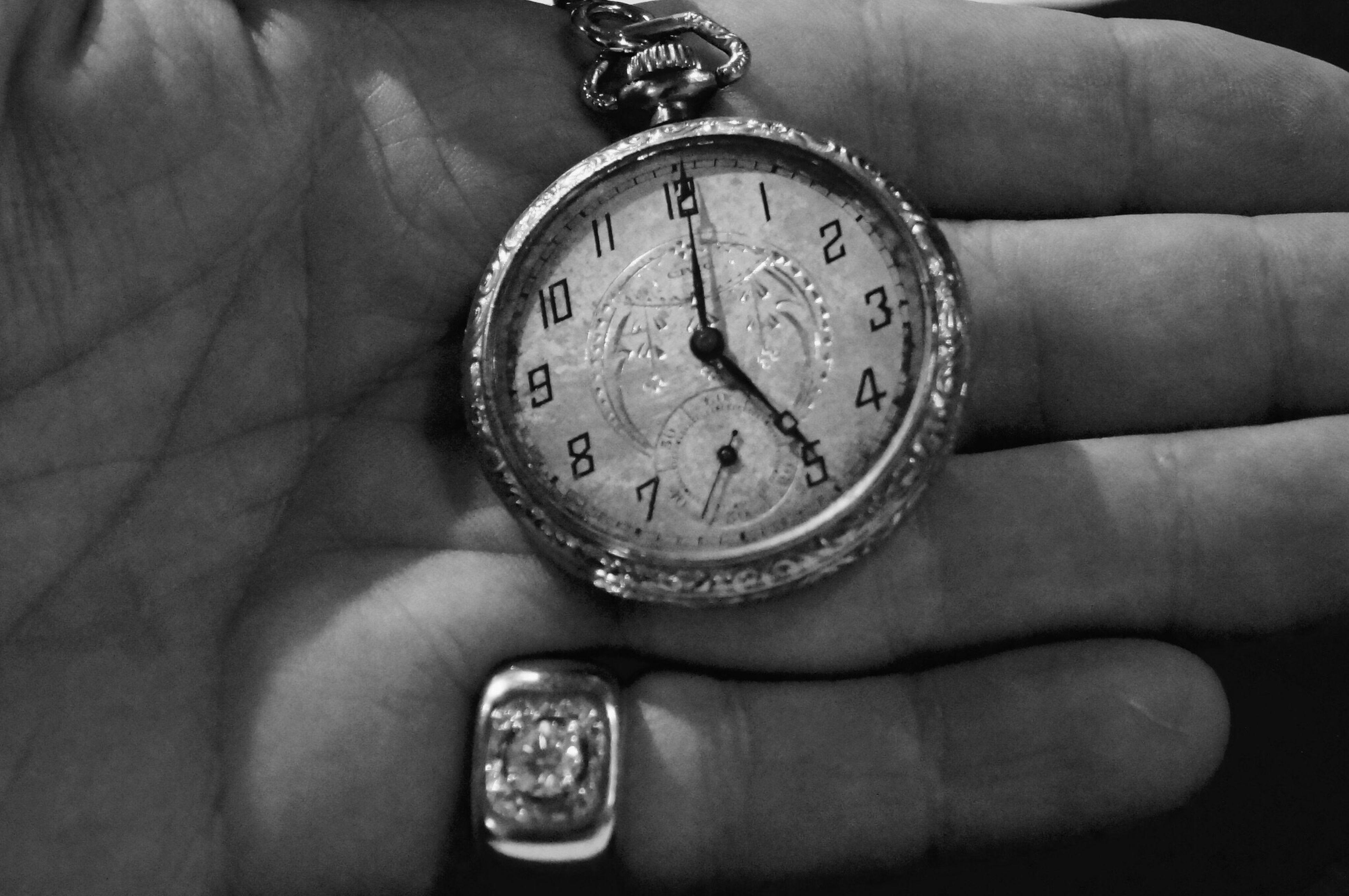 Lieblingsteil Timely Peice Precious Pocket Watch