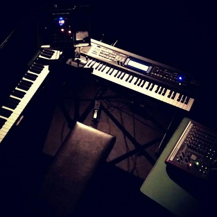 Stage Piano Musician Berlin