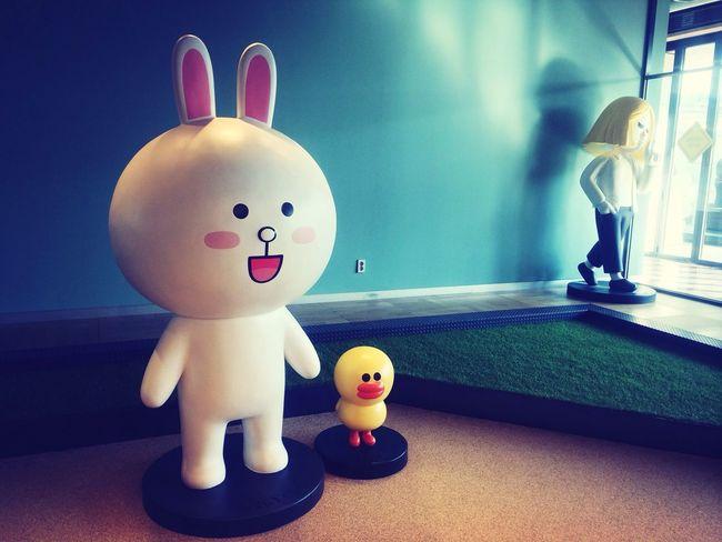 Characters Seoul