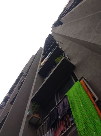 Architecture Low Angle View Built Structure Outdoors Building Exterior City Day No People Sky