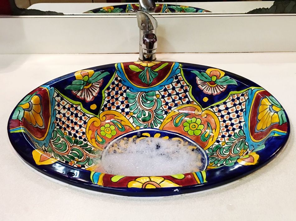 What a beautiful sink Sinks