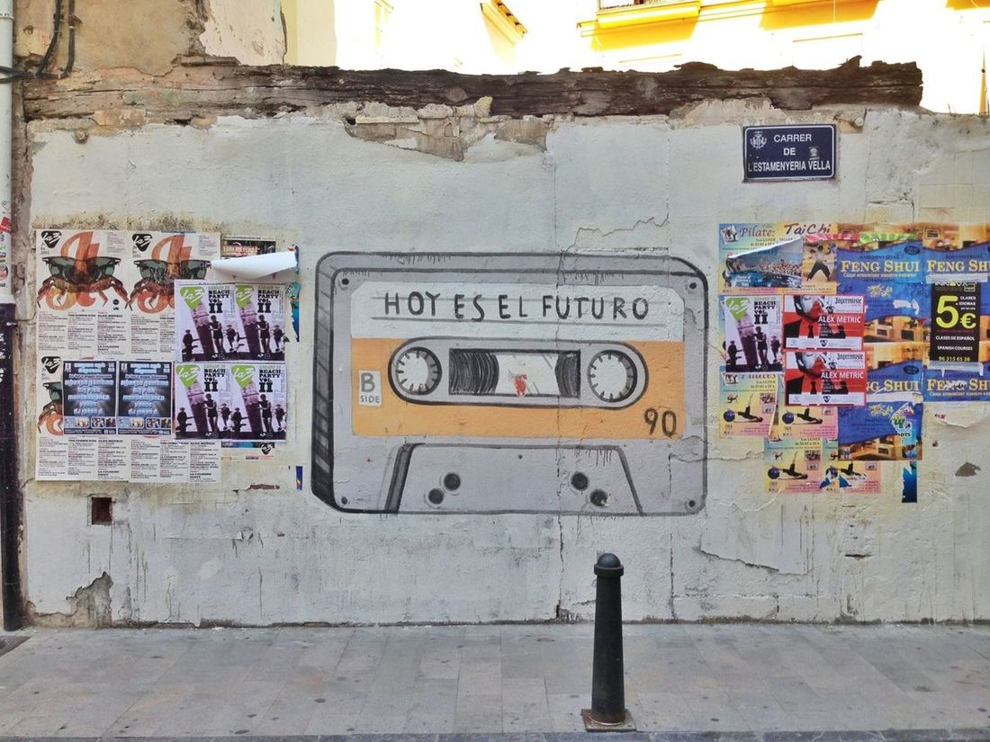 Graffiti Urban Art By JUNIQE