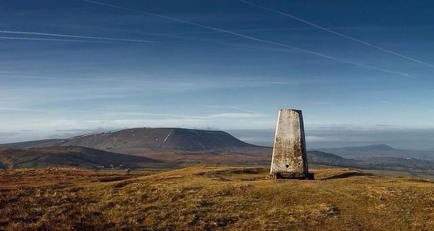 Summit Pendle Hill EyeEmNewHere
