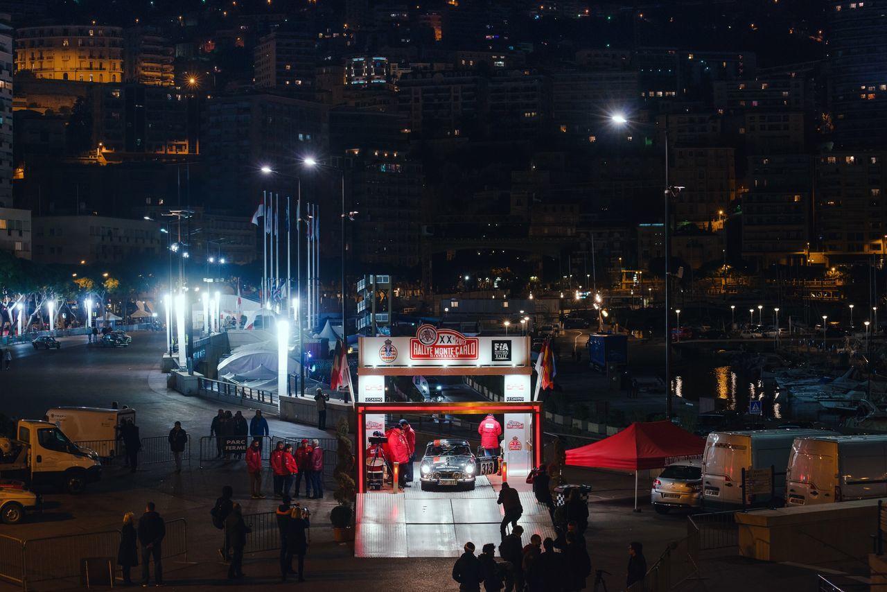 The City Light Night Architecture City Illuminated Cityscape Monaco Montecarlo